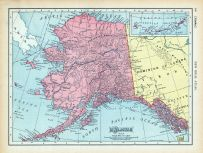 Page 106 - Alaska, World Atlas 1911c from Minnesota State and County Survey Atlas